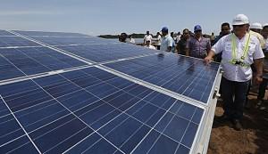 Первая солнечная электростанция заработала в Панаме