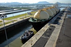 Panama_2017_Buque LNG