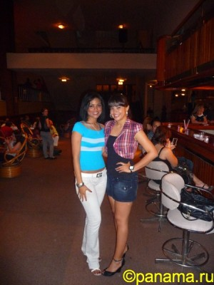 Девушки Панамы