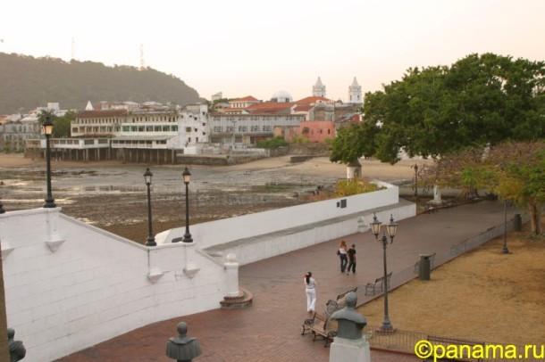 Панама Сити. Часть №2
