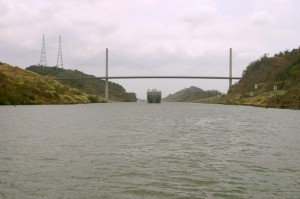 Панамский канал. Часть №2
