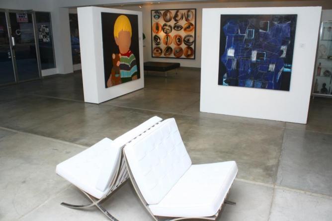 Панамские галереи