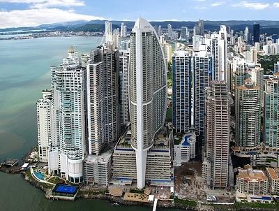 Высотки Панамы