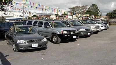 Подержанные машины