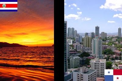 Панама и Коста-Роика