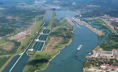 Замки Панамского канала