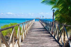 Pier-in-Isla-de-Coiba