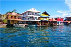 Bocas-Town