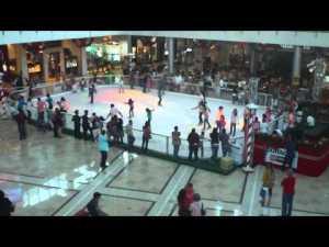 Pista de patinaje en Panama